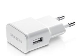 Billede af Samsung 2A microUSB rejselader ETA-U90EWE Hvid
