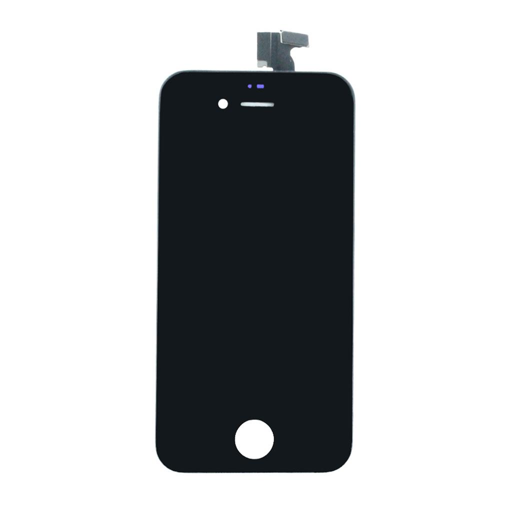 Billede af Spare Part - LCD Display + Touch Full Set - Apple iPhone 4S - Black