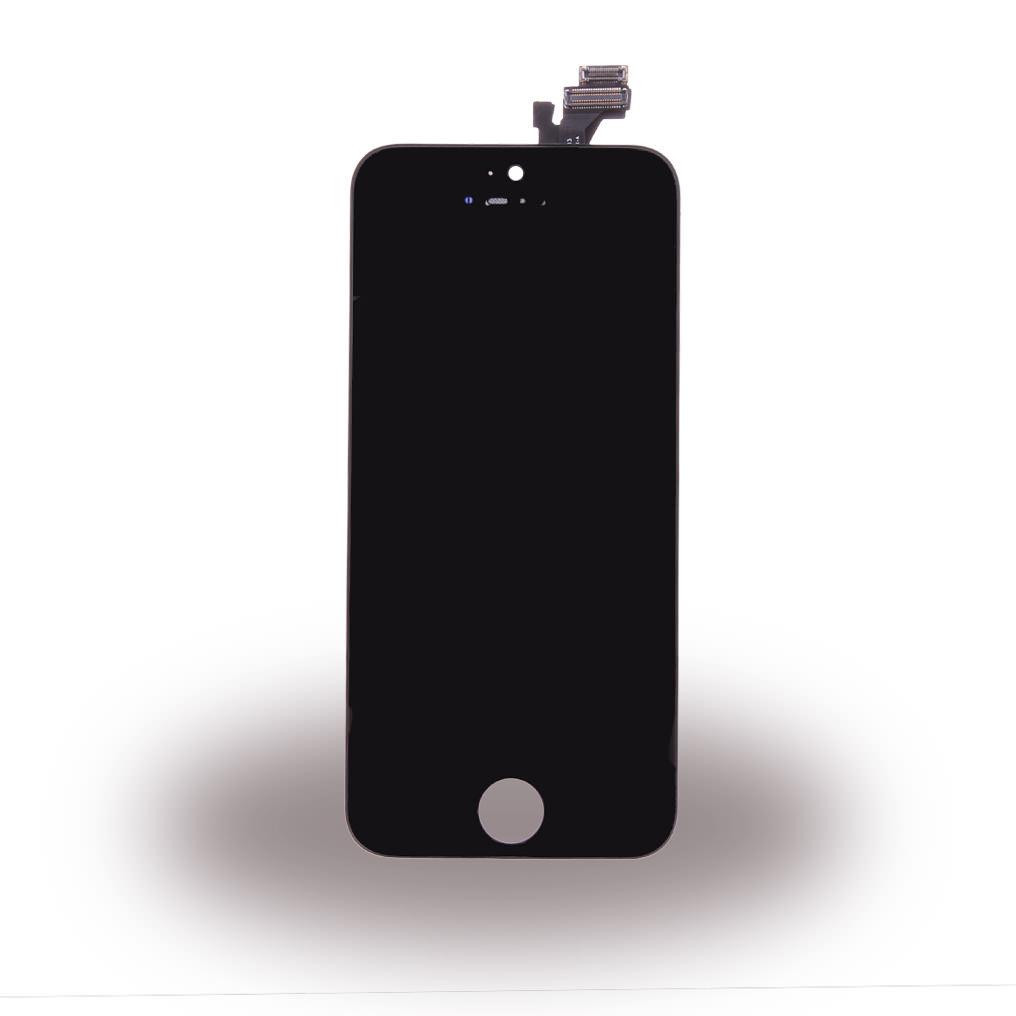 Billede af Spare Part - LCD Display + Touch Full Set - Apple iPhone 5 - Black