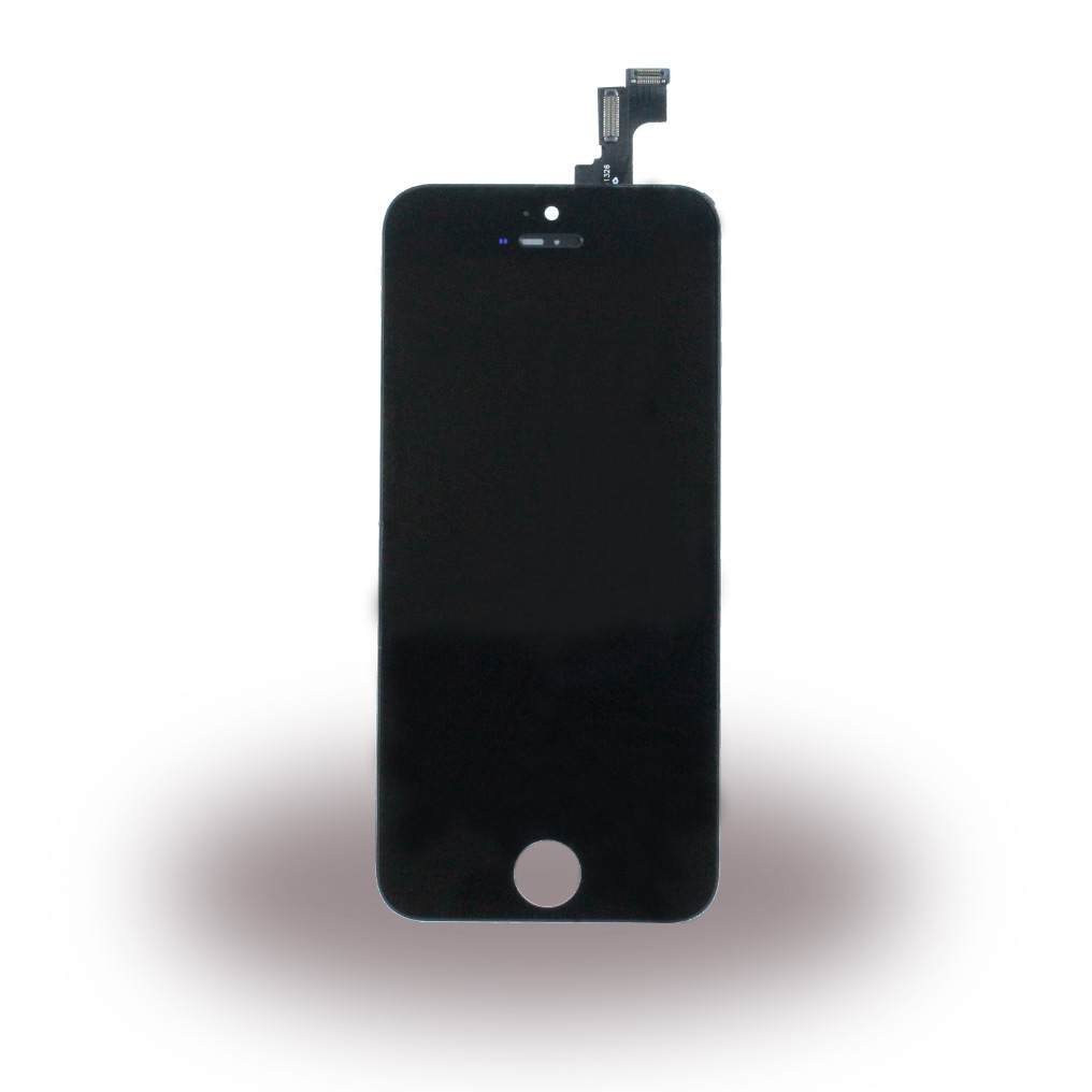 Billede af Spare Part - Retina LCD Display + Touch Full Set - Apple iPhone 5S - Black