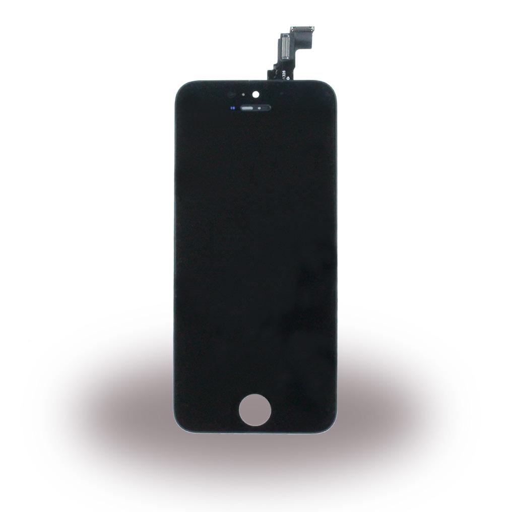 Billede af Spare Part Apple - Retina LCD Display + Touch Full Set - iPhone 5C - Black
