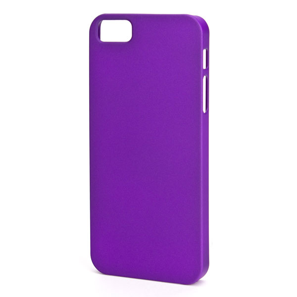 Image of   Enjoy Hard Shell for iPhone 5/5s purple