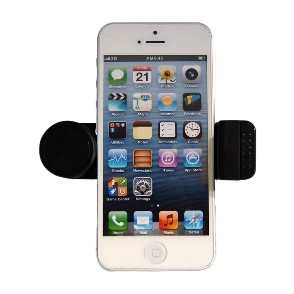 Image of   360 Car Smartphone Holder - Universal - Black