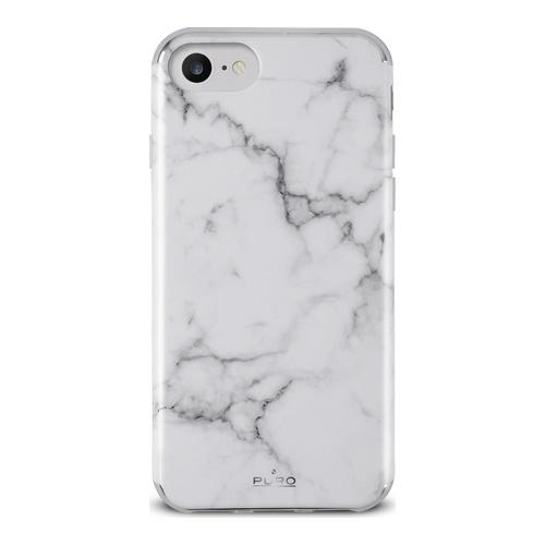 Billede af iPhone 6/6S/7 Marble Cover White
