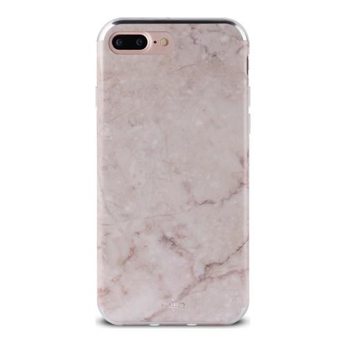 """Billede af iPhone 7 Plus (5.5"""") Marble Cover Pink"""