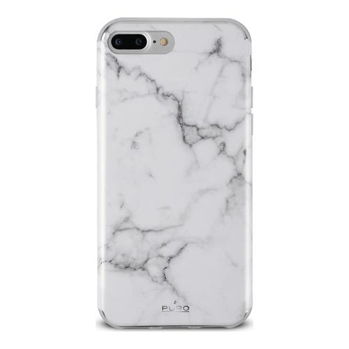 "Billede af iPhone 7 Plus (5.5"") Marble Cover White"