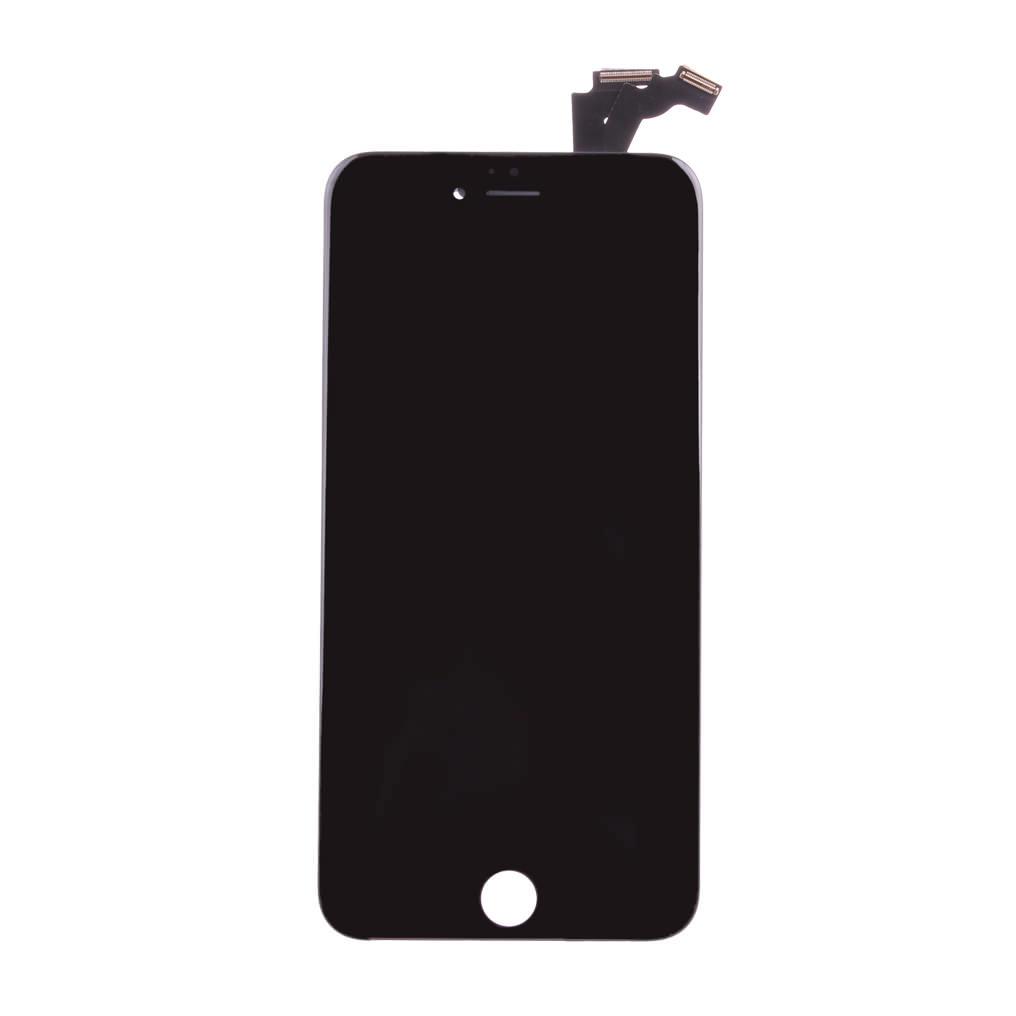 Billede af Original Spare Part Sharp - LCD Display + Touch Full Set - Apple iPhone 6 Plus - Black