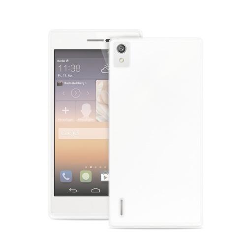 Billede af Puro Fleksibelt Silikone Cover til Microsoft Lumia 532 Transparent