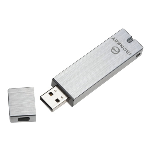 Image of   16GB IronKey Basic S250 Enc. FIPS 140-2 Level 3