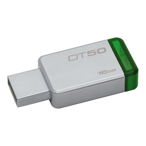Image of   16GB USB 3.1/3.0 DataTraveler 50 metal