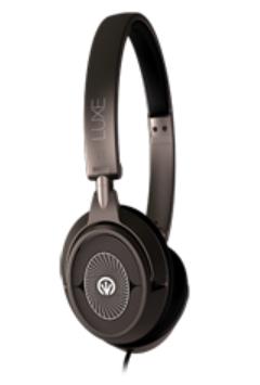 Billede af iFrogz Audio Luxe Headphones with Mic - Gunmetal
