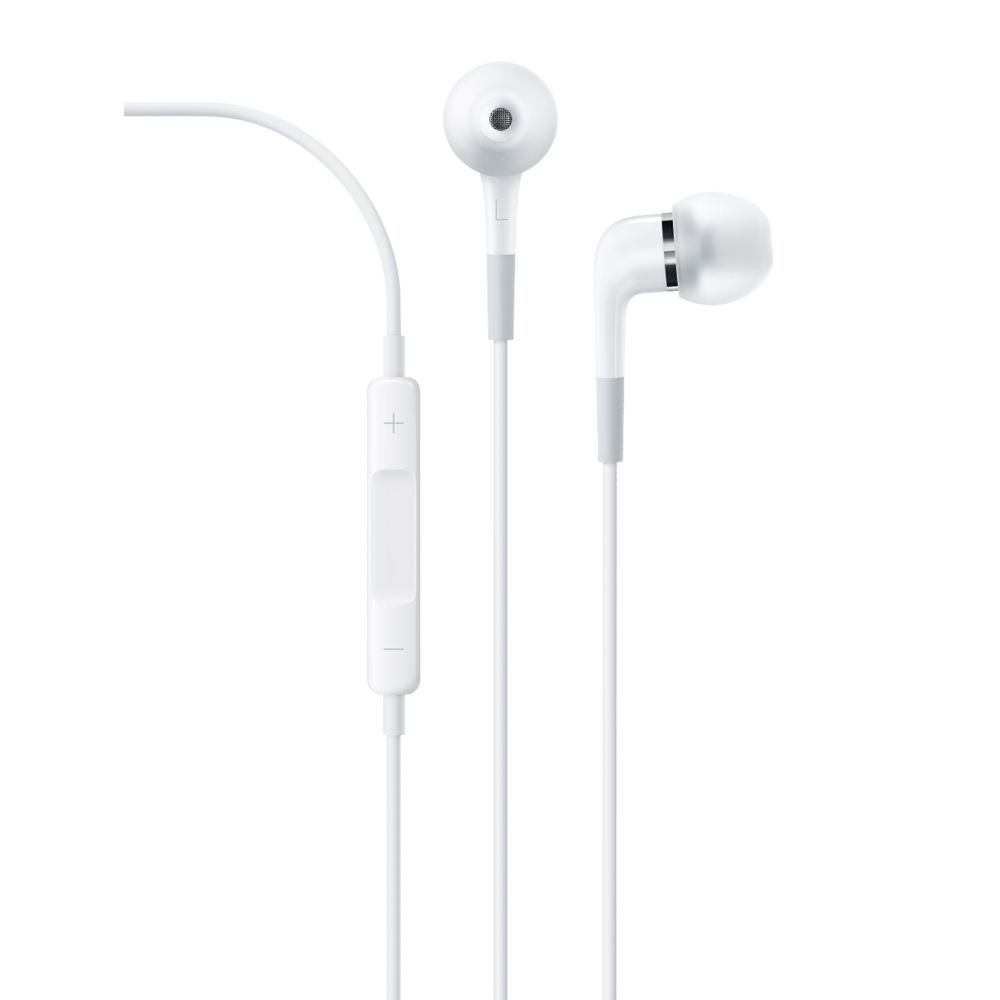Image of   APPLE IN-EAR HEADPHONES (REMOTE AND MIC)
