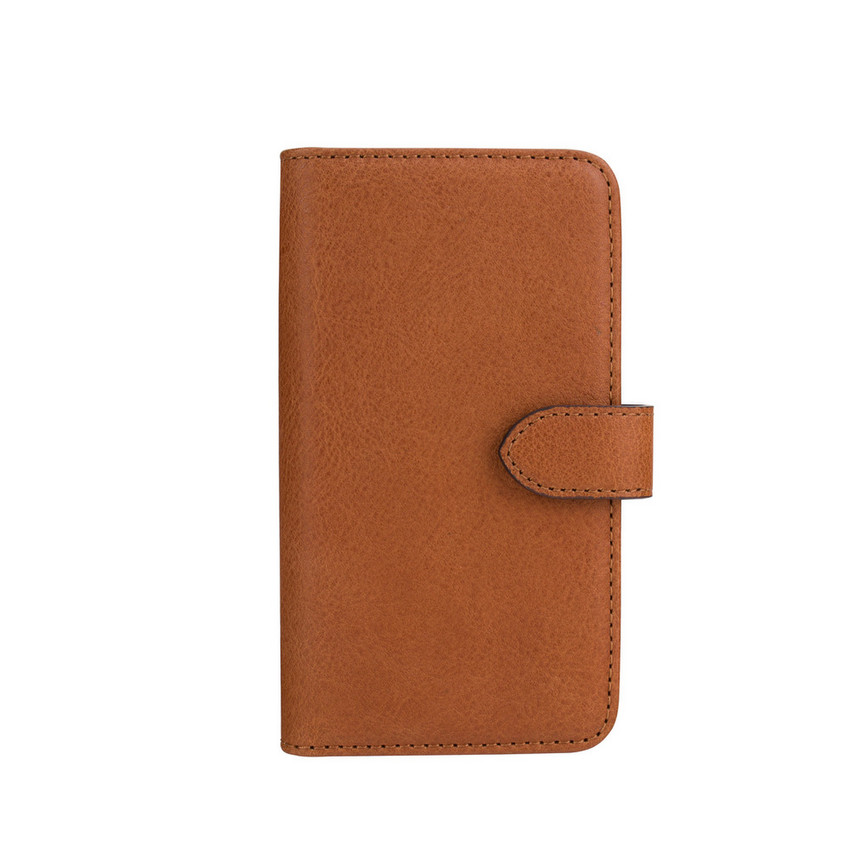 Image of   AGNA WalletCase XL cognac brown
