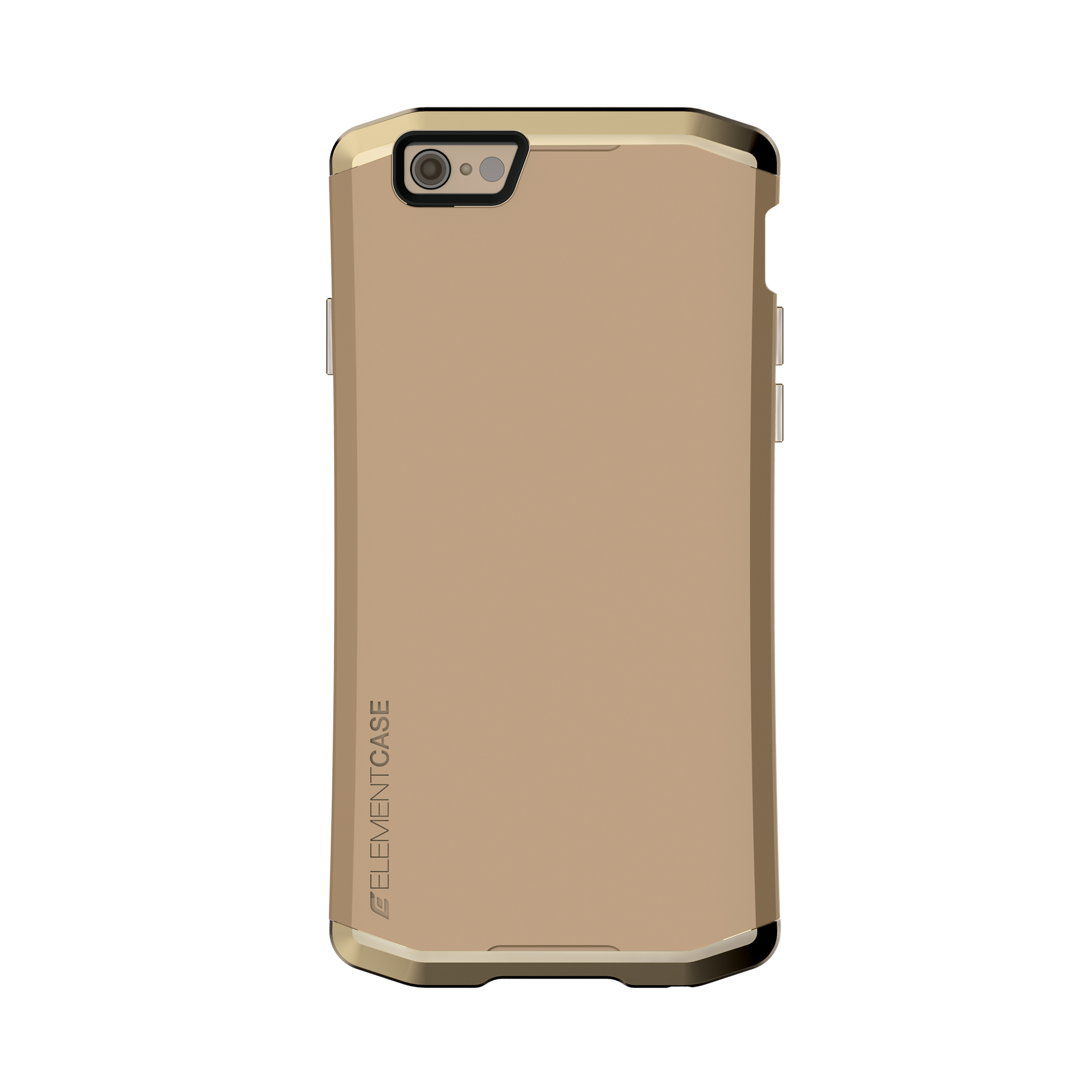 Billede af Element Case Solace (Chroma) II for iPhone 6/6s gold colored