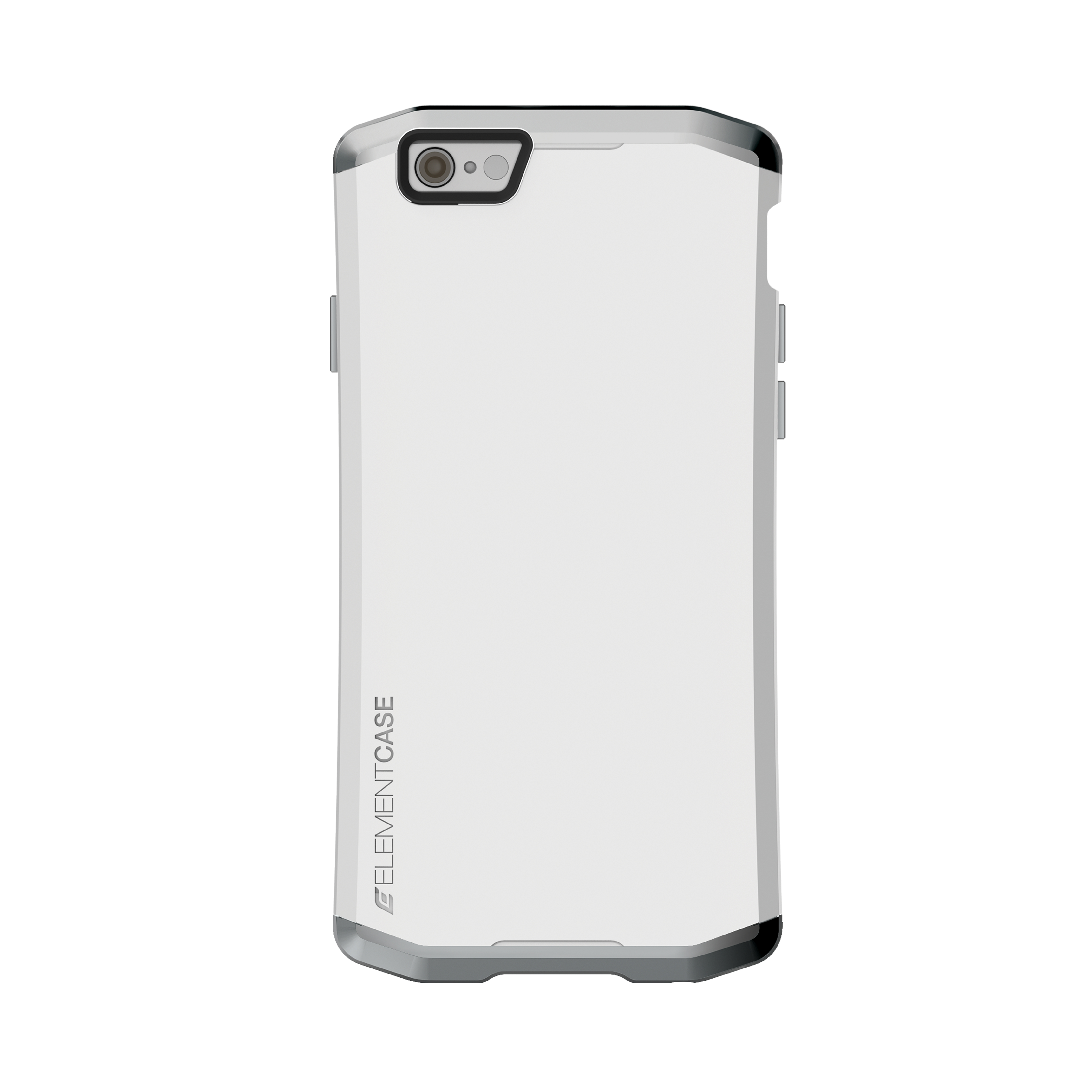 Billede af Element Case Solace (Chroma) II for iPhone 6/6s silver colored