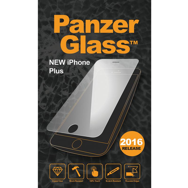 """Billede af Panzer Glass Sikkerhedsglas iPhone 7 Plus (5.5"""")"""