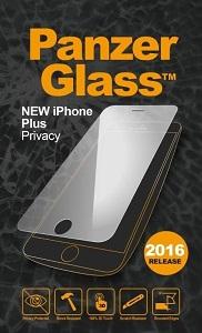 Billede af Panzer Glass Sikkerhedsglas iPhone 7 Plus med Privacy