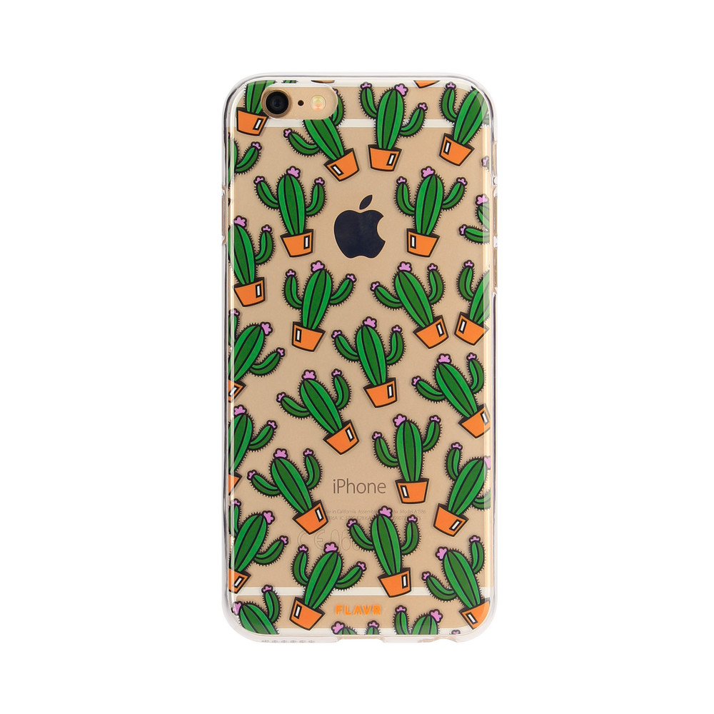 FLAVR iPlate Cactuses for iPhone 6/6s colourful