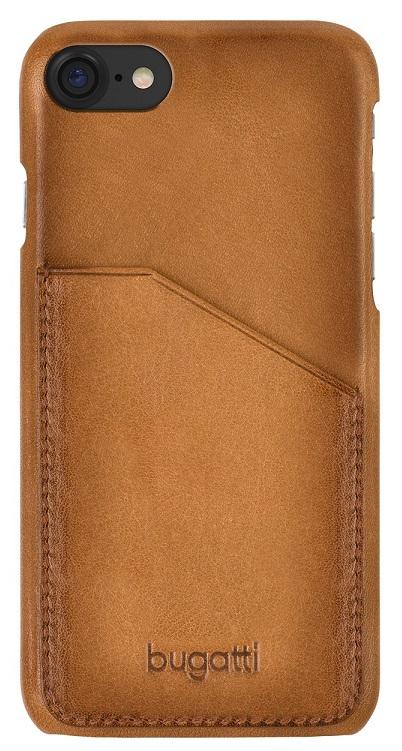Billede af Bugatti Londra cover til iPhone 7 Brun med lomme