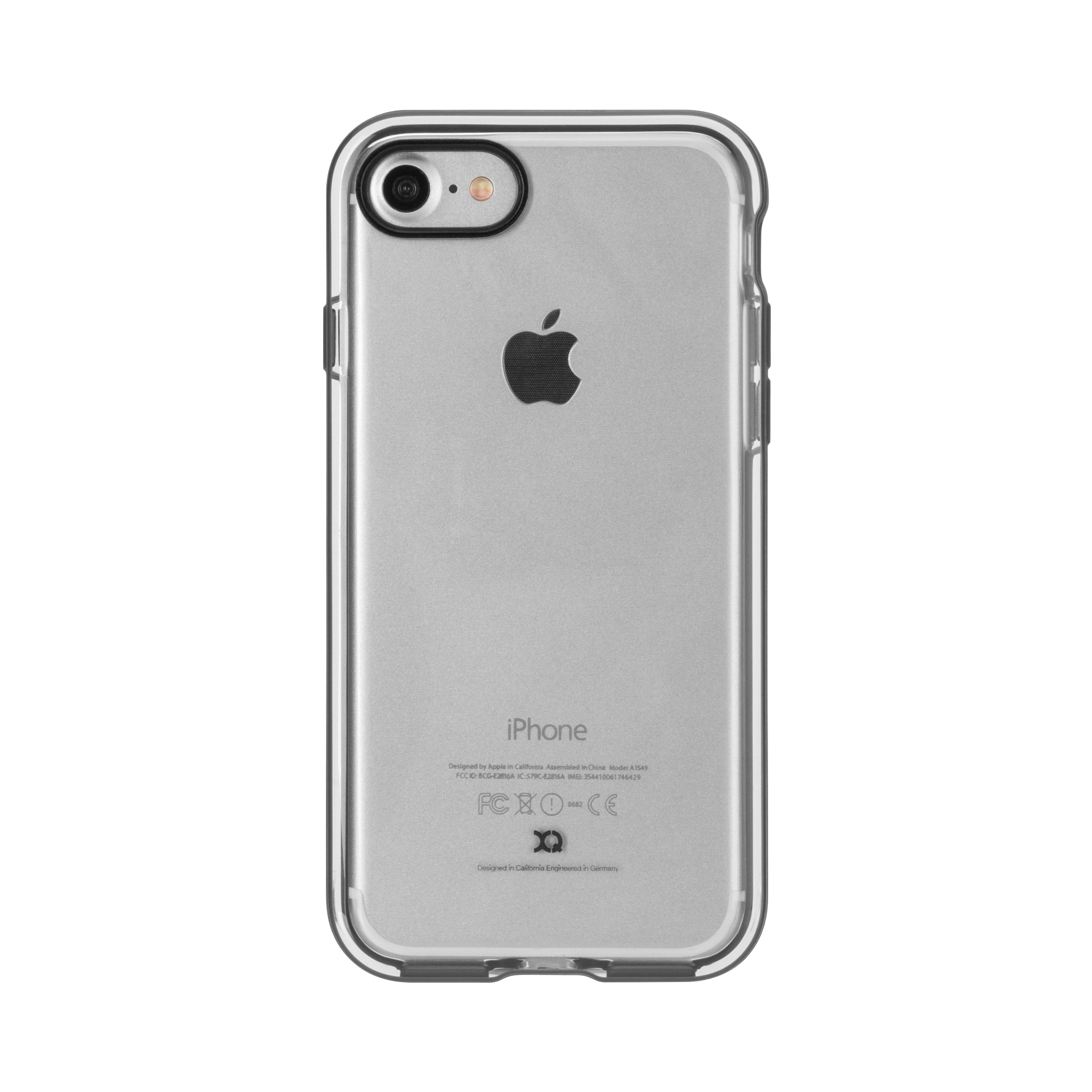 Billede af Xqisit Phantom Xcel cover til iPhone 7 transparent/klar