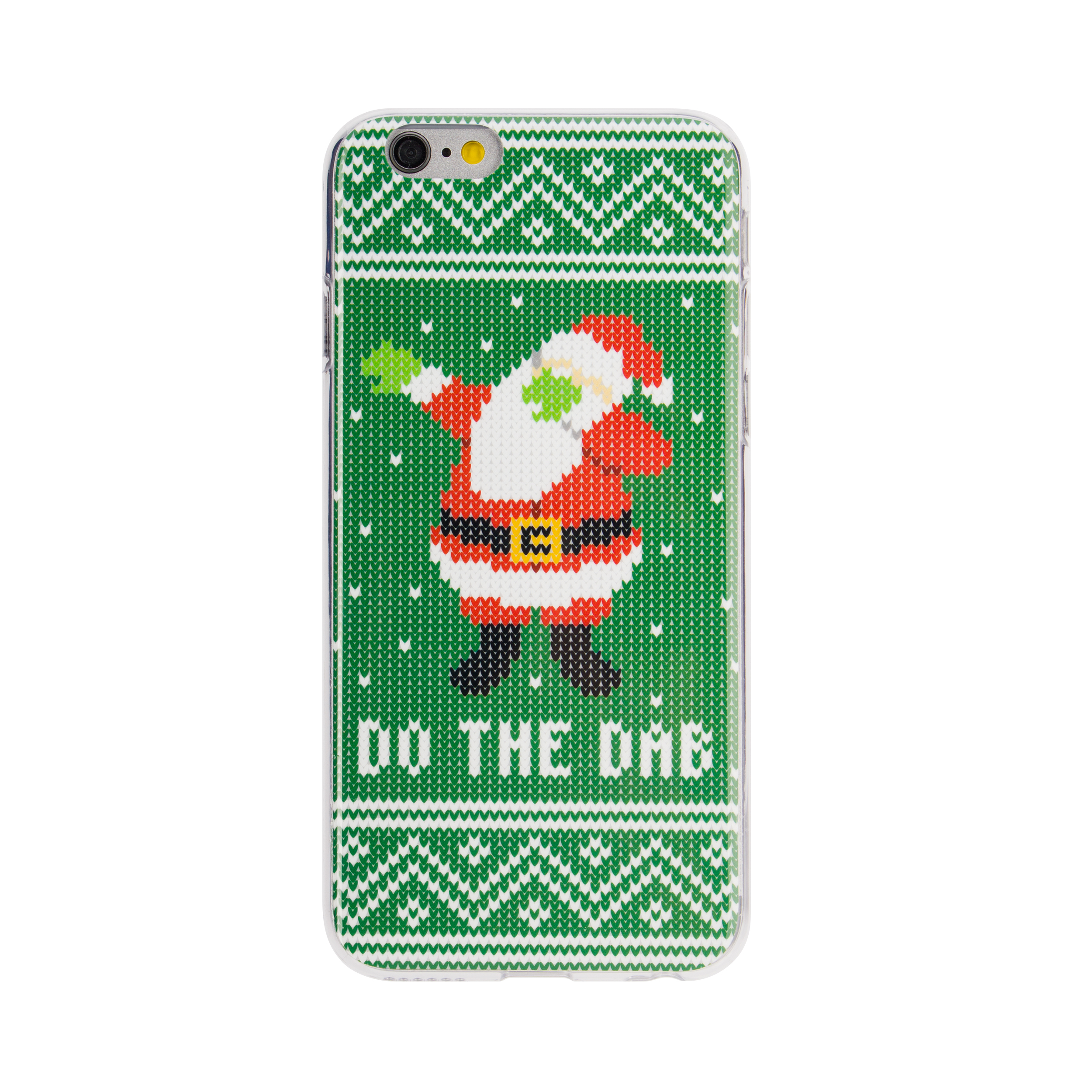 FLAVR Case Ugly Xmas Sweater Do The Dab for iPhone 6/6s colourful