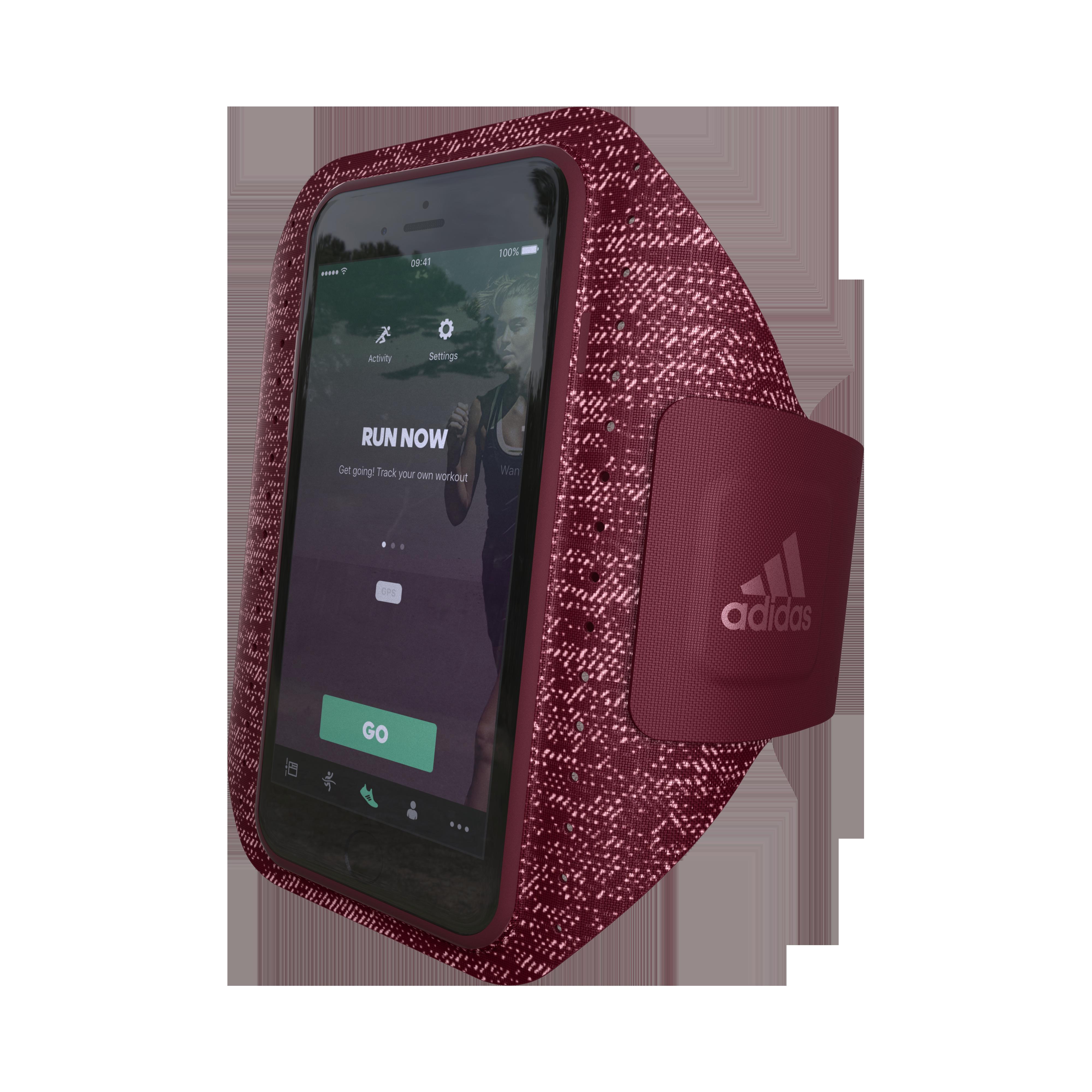 Billede af Adidas Sport Armbånd til iPhone 6S/7/8 Rød