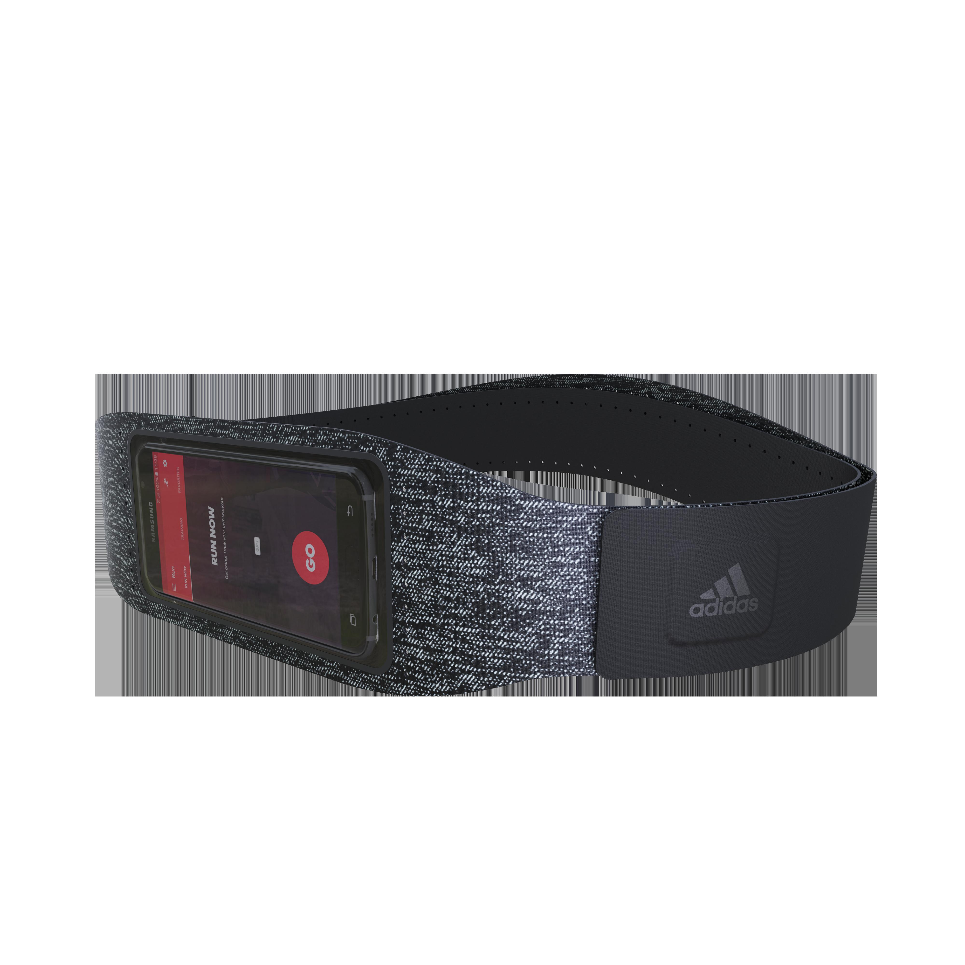 """Billede af Adidas Sport Bælte til Telefoner op til 5.5"""" Sort"""
