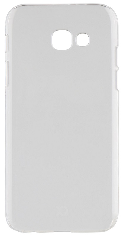 Billede af Samsung Galaxy A3 (2017) cover Xqisit iPlate Glossy Transparent
