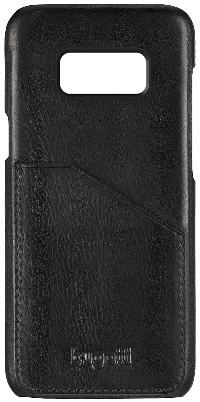 Billede af Bugatti Londra cover til Samsung Galaxy S8+ Plus sort med Dankort lomme