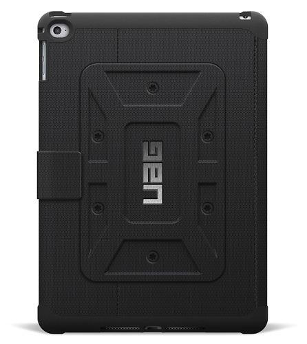 Billede af Cover til iPad Air 2 Urban Armor Gear Scout Folio Case Sort