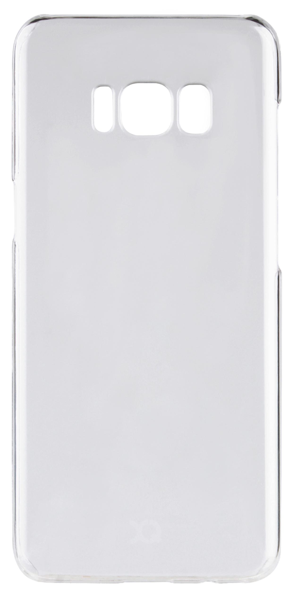 Billede af XQISIT iPlate Glossy til Samsung Galaxy S8 Transparent