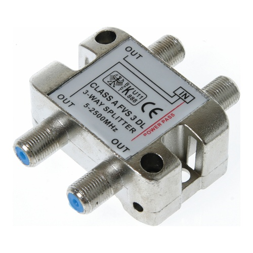 Image of   3-Vejs Splitter