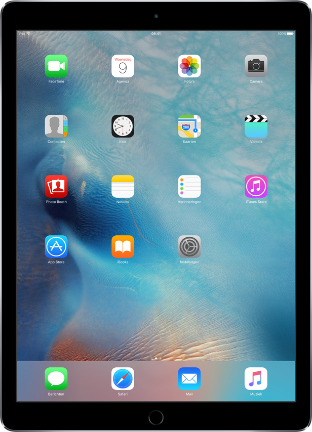 "Image of   Apple iPad Pro 12.9"" Wi-Fi 256GB Space Grey MP6G2KN/A"
