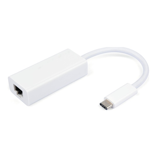 Image of   Adapter USB 3.1 Type C Male to Ethernet RJ45