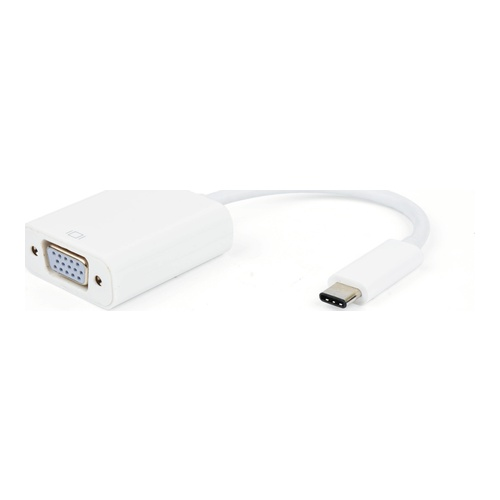 Image of   Adapter USB 3.1 Type C male to VGA