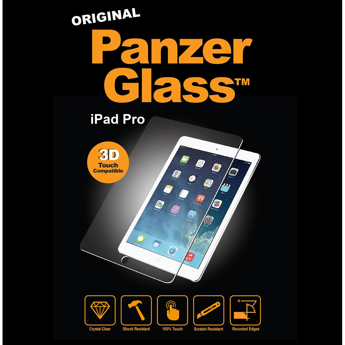 """Billede af Panzer Glass Sikkerhedsglas med Privacy Filter til iPad Pro 12.9"""""""