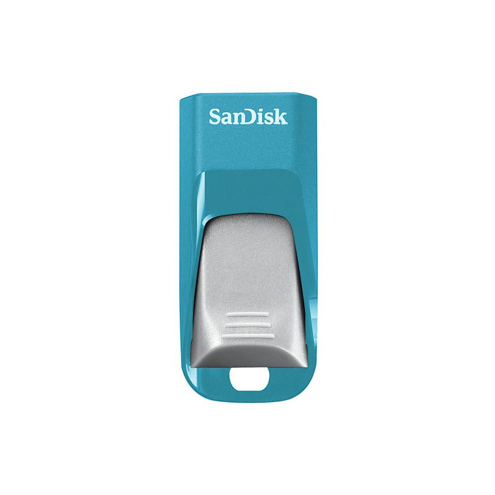 Image of   SANDISK CRUZER EDGE 16GB BLUE (USB FLASH DRIVE)