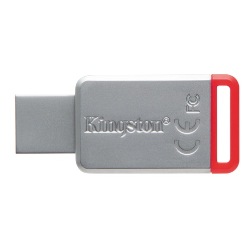 Image of   32GB USB 3.1/3.0 DataTraveler 50 metal