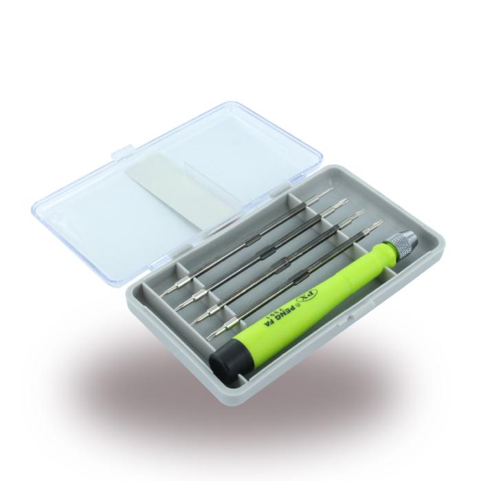 Image of   4 in1 - CR-V No. 7391A - Tool Kit / Screwdriver Repair Tool Set for Mobile Phones