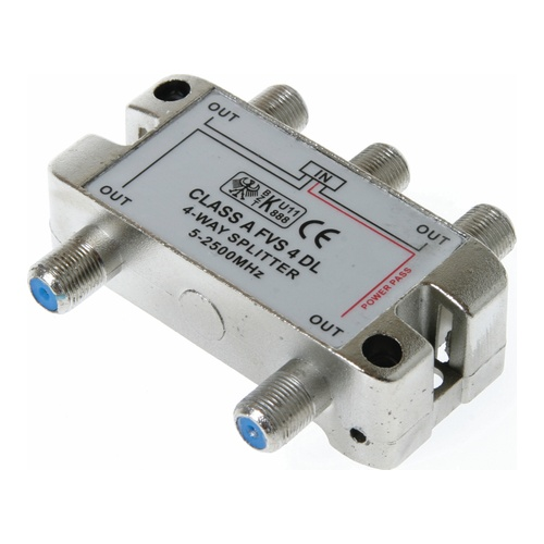 Image of   4-Vejs Splitter