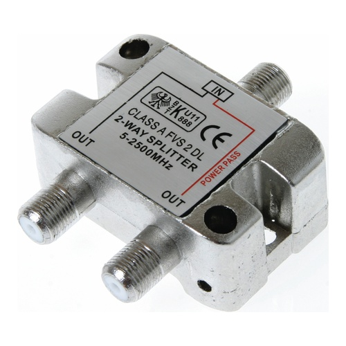 Image of   2-Vejs Splitter