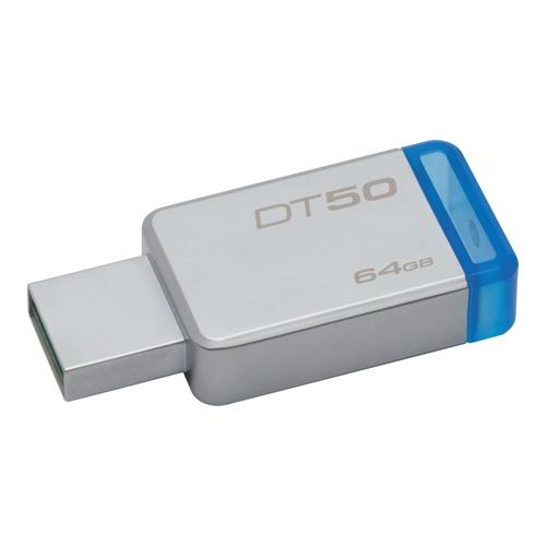 Image of   64GB USB 3.1/3.0 DataTraveler 50 metal