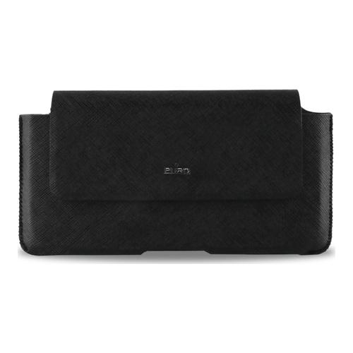 Billede af Puro Belt Case Horisontal Eco-Leather Large Black
