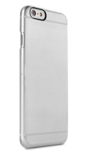 Billede af Gennemsigtigt iPhone 6S / 6 cover Puro Crystal Transparent
