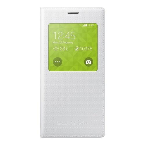 Billede af Samsung Galaxy S5 Mini View Cover Originalt Hvid