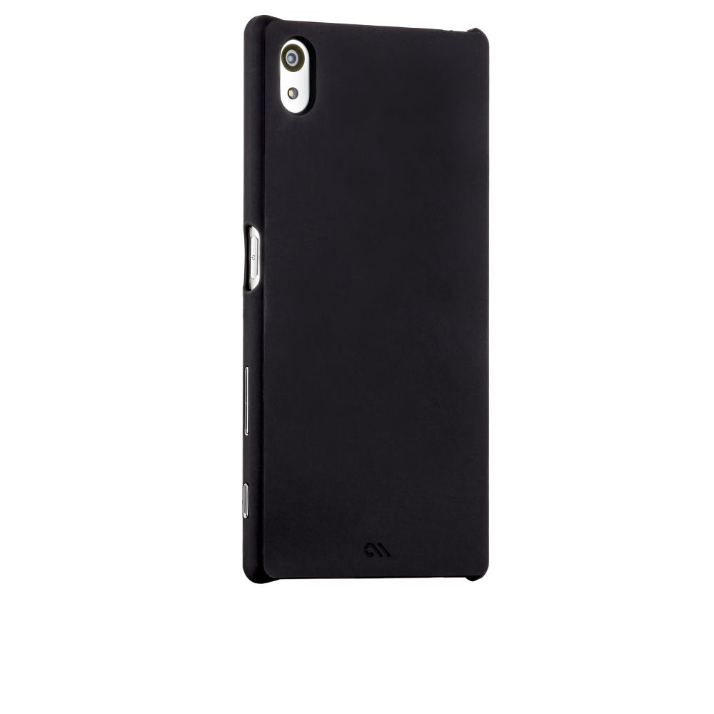 Image of   Case-mate Barely There cover til Sony Xperia Z5/Z5 Dual i sort