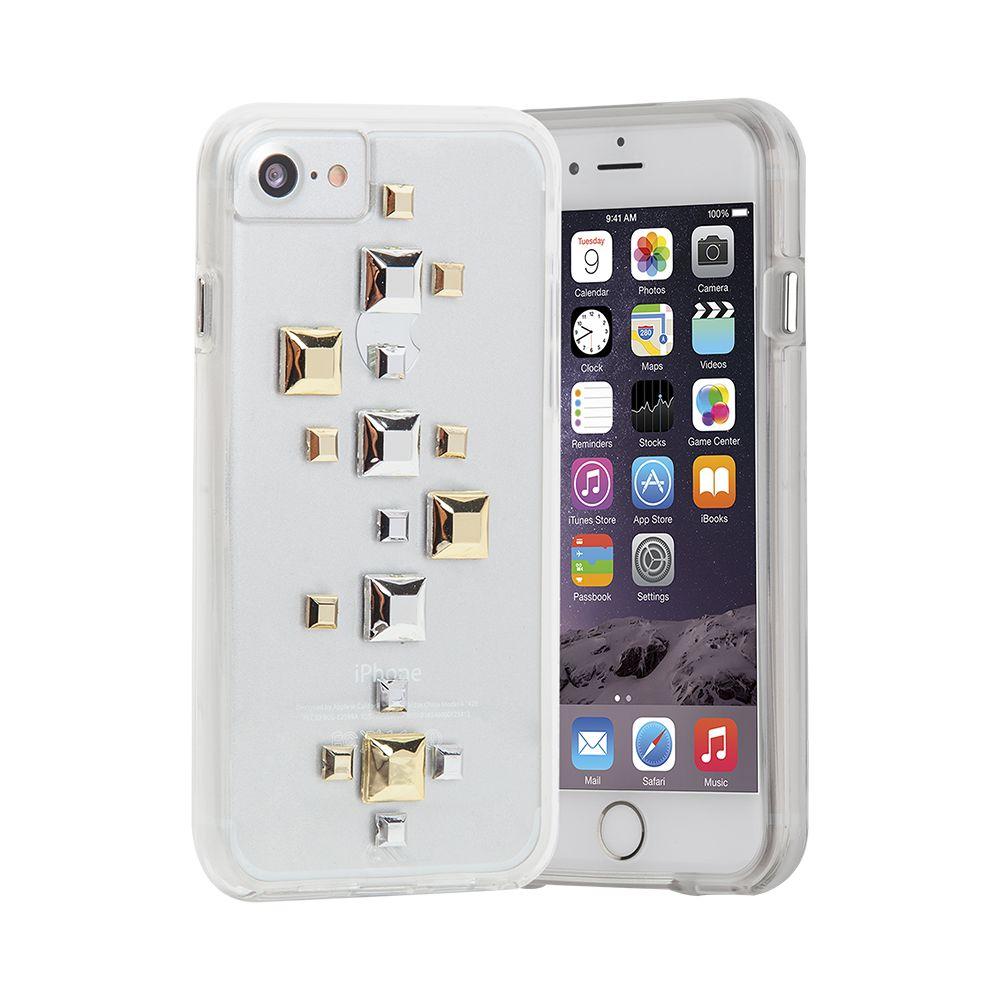 Billede af Case-Mate Naked Tough Custom Case for Apple iPhone 7/6s/6 in Clear