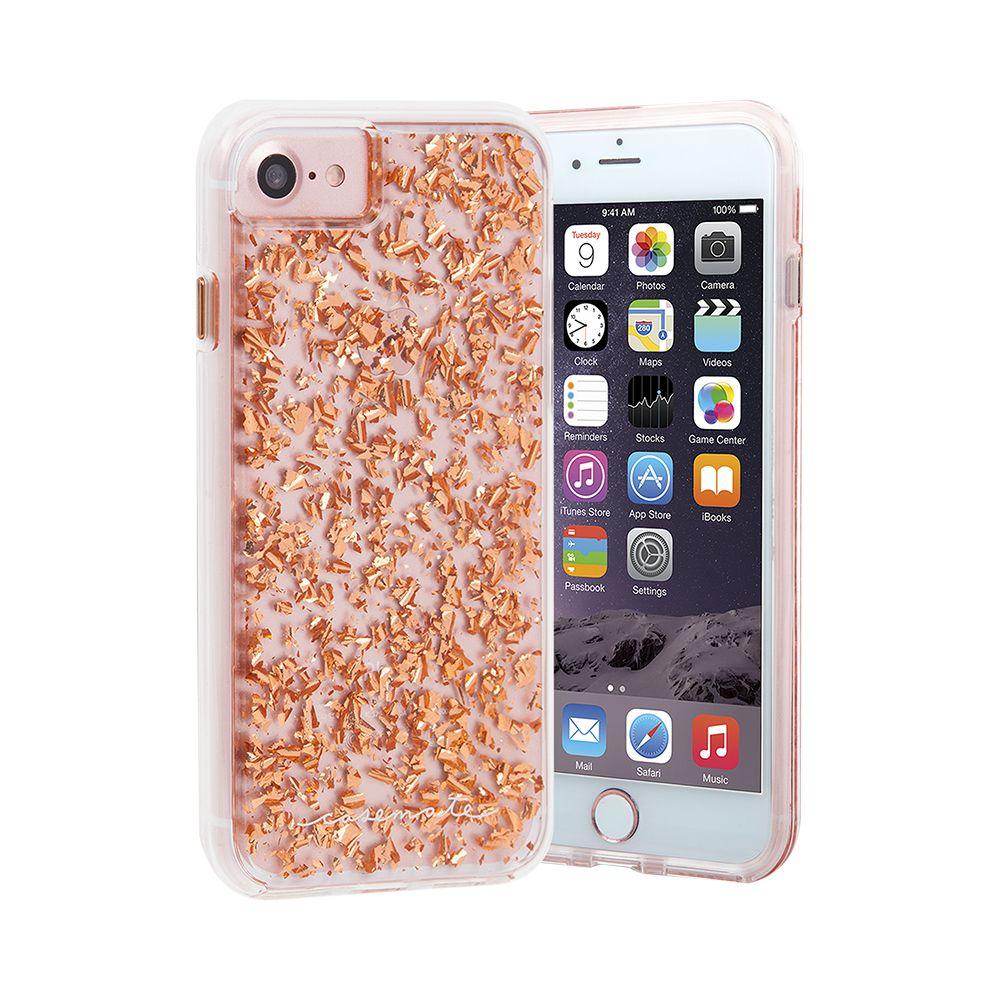 Billede af Case-Mate Karat Case for Apple iPhone 7/6s/6 in Rose Gold