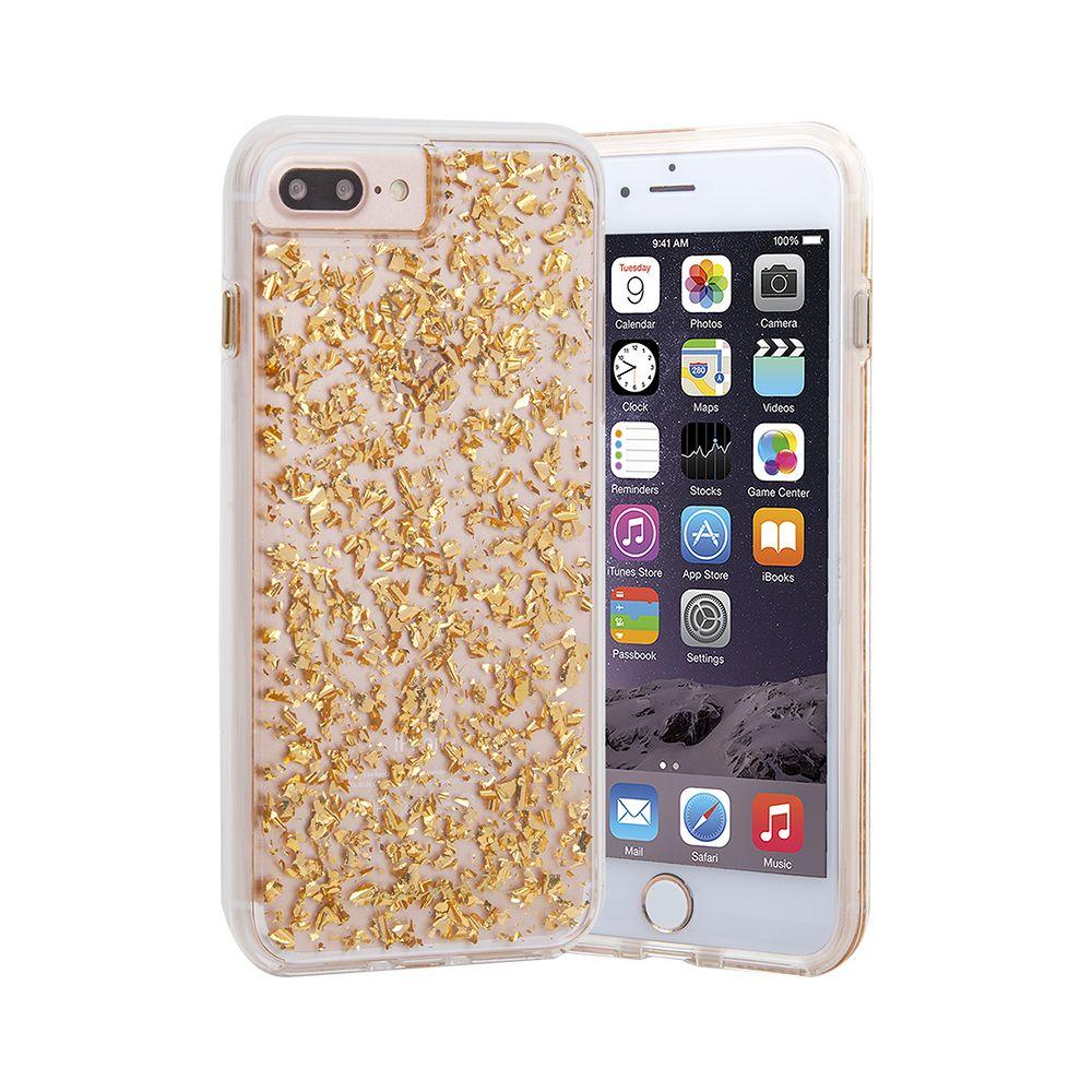 Billede af Case-Mate Karat Case for Apple iPhone 7/6s/6 Plus in Gold