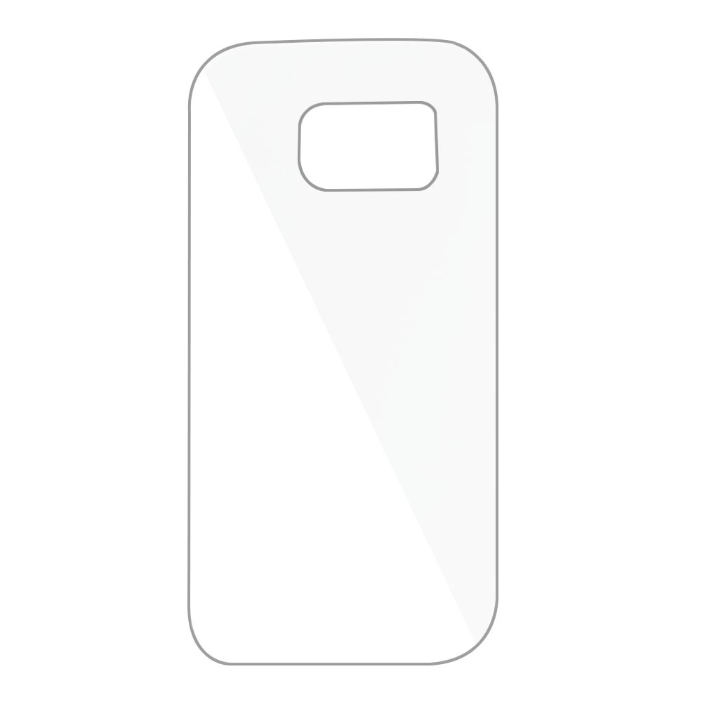 Redneck TPU Flexi Case for Samsung Galaxy S7 in Clear - For Online